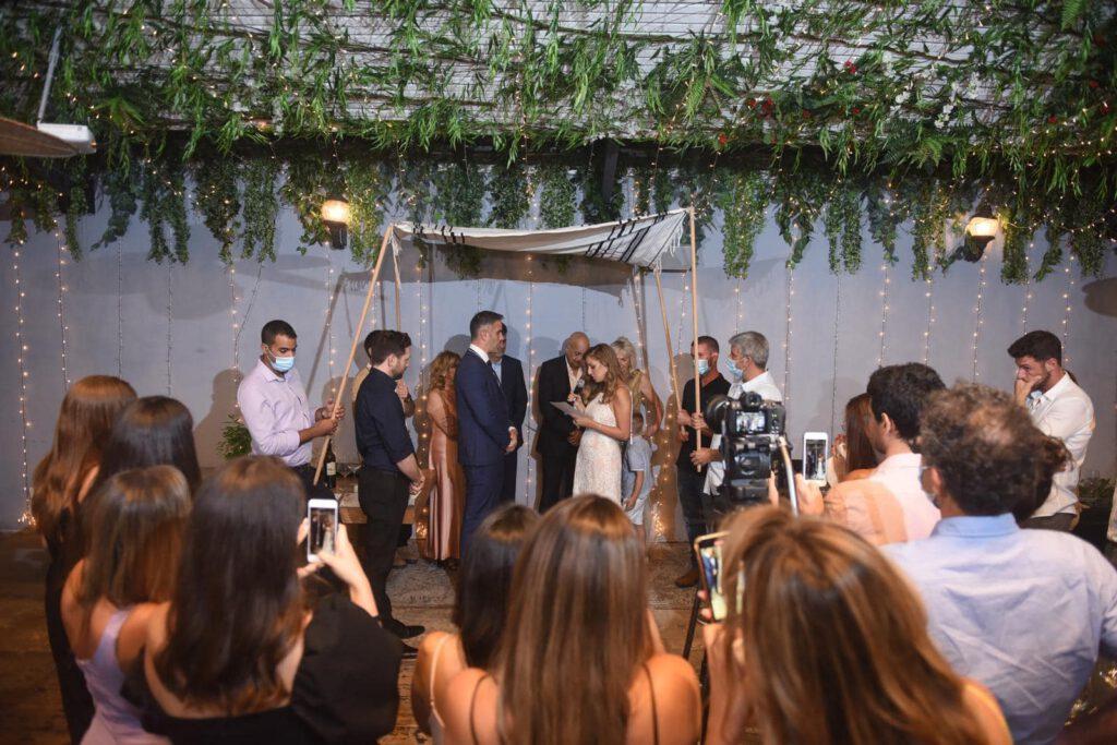איפה אפשר לקיים חתונה קטנה בתל אביב