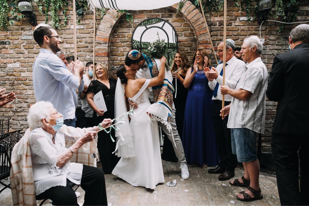 חתונה בתל אביב